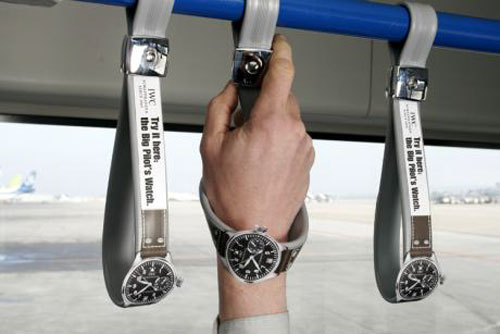 Pilot Watch Bus Strap