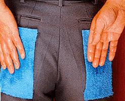 asciugamanopantaloni