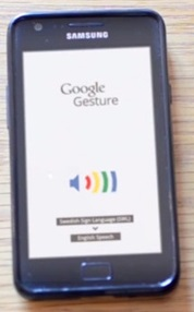 google-gesture