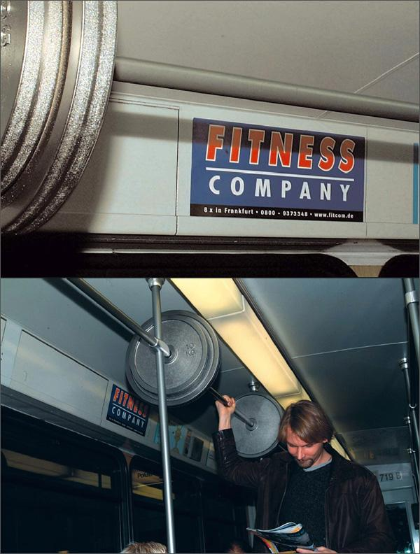 Fitness Company's Subway Barbell