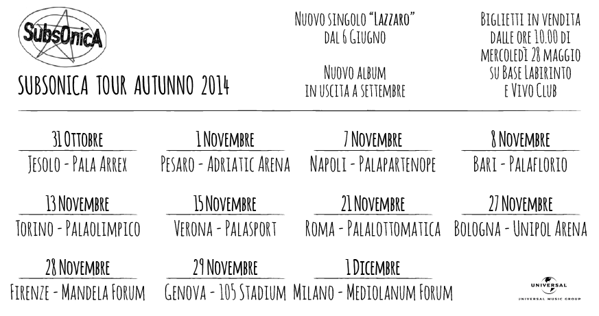 subsonica_tour2014
