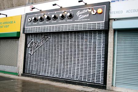 Guitar Store Amp
