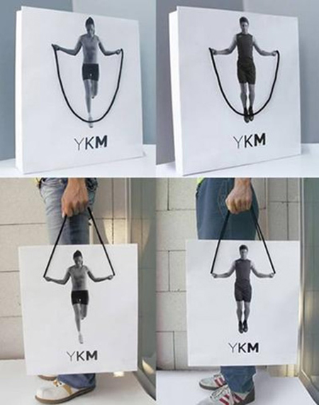 YKM Skipping Rope Bags