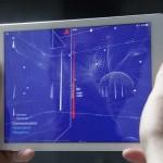 App che mostra il mondo nascosto del wi-fi