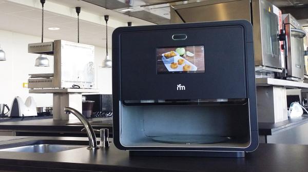La stampante 3D per il cibo