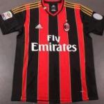 Nuova maglia Milan 2013-2014