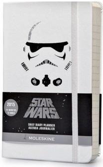 Moleskine Star Wars, un'agenda stellare